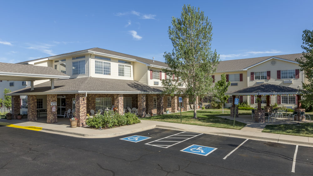 home crossroads senior living